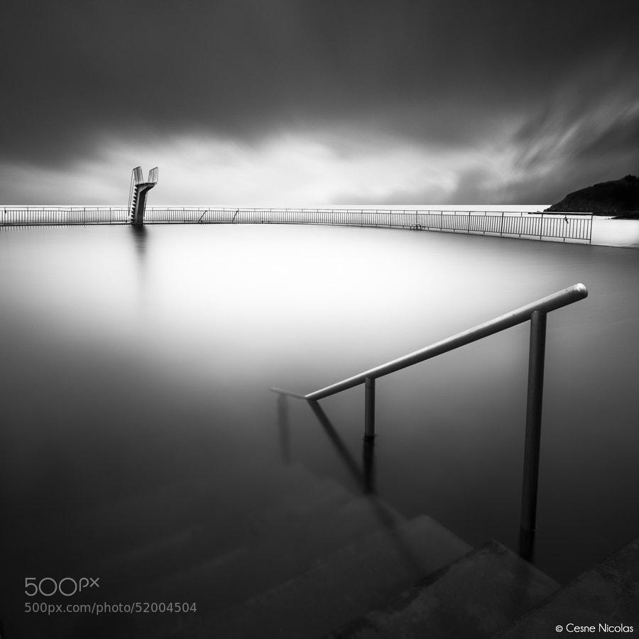 Photograph Plongeoir #3 by Nicolas Cesne on 500px