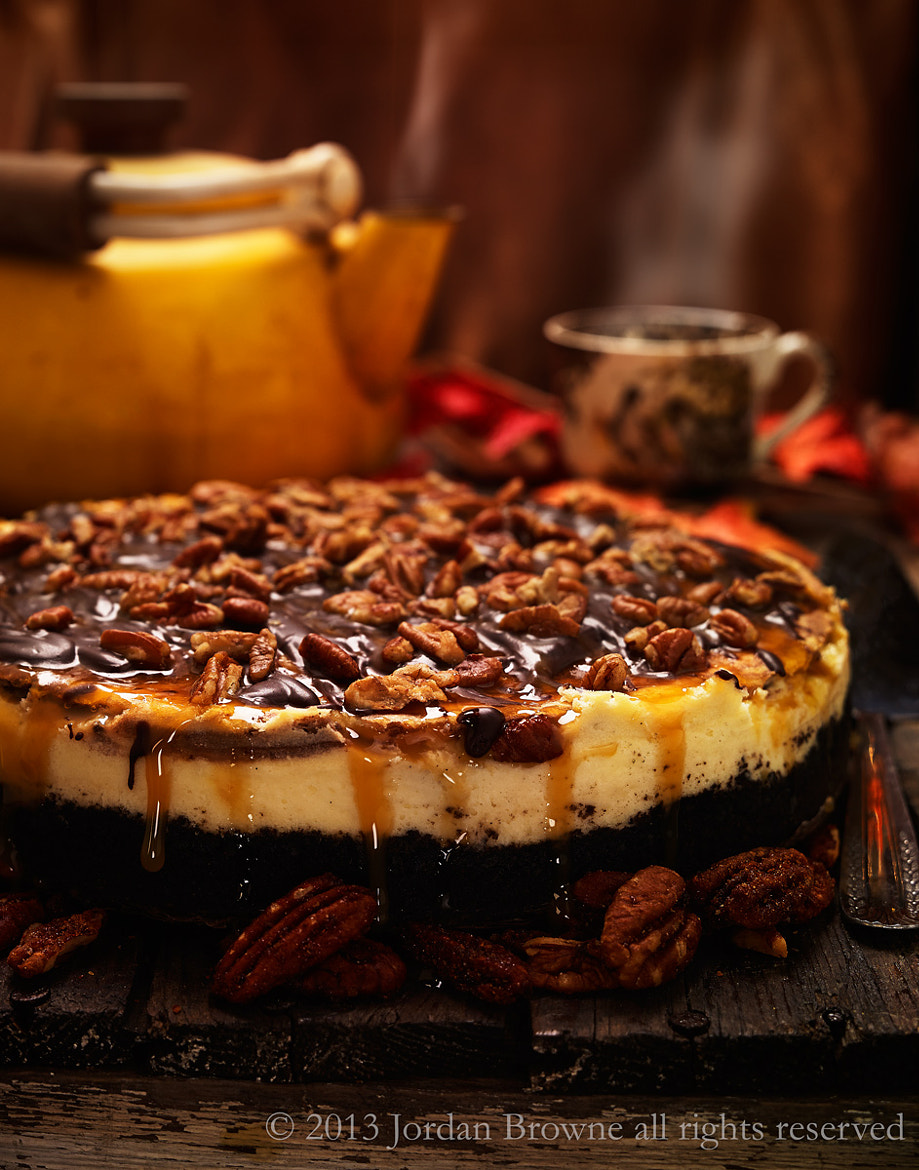 Photograph Turtle Cheese cake by Jordan Browne on 500px