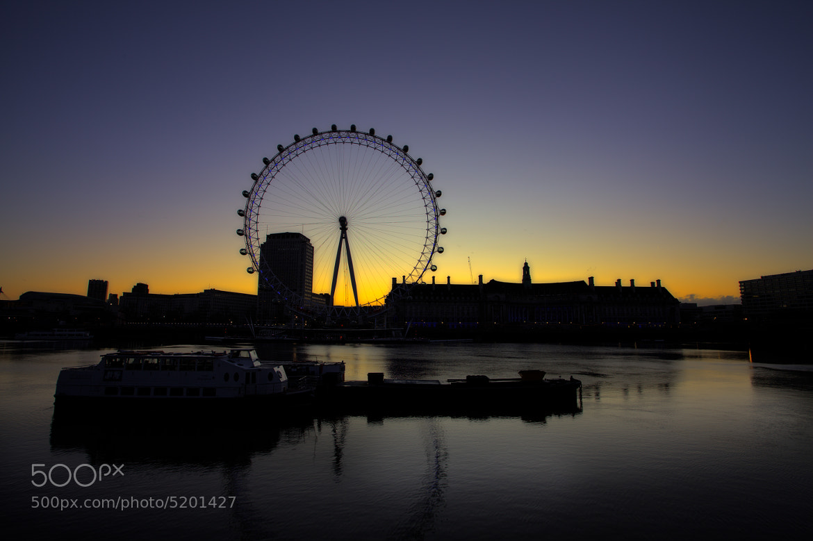 Photograph london Eye by Dean Bedding on 500px