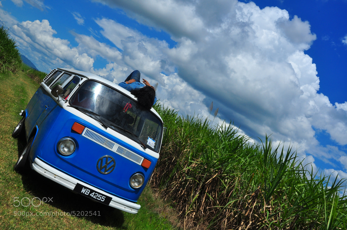 Photograph landing time vw by Amar Fikrillah Abdul Jabar on 500px