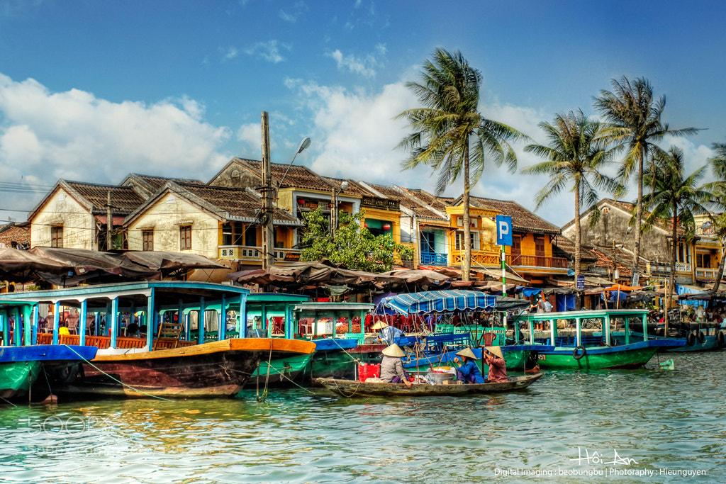 Photograph Hội An town by Béo Bụng Bự on 500px