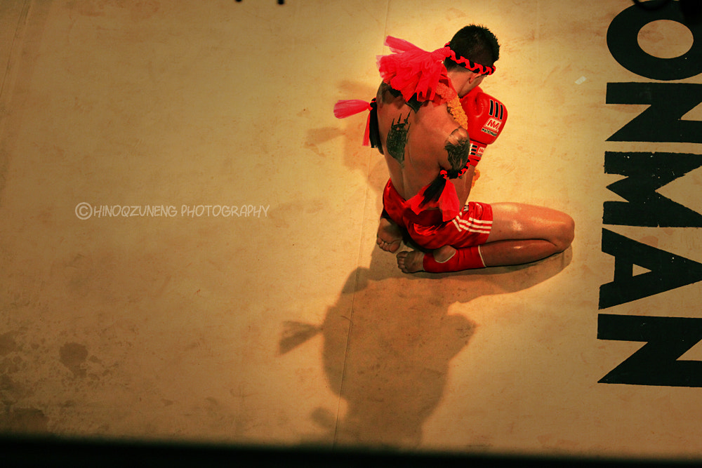 Photograph Thai Boxing by Neng Chinoq on 500px