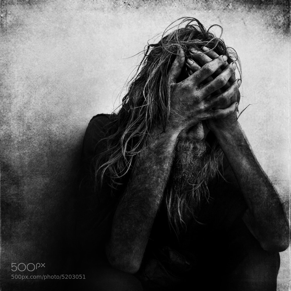 Photograph Andy by Lee Jeffries on 500px