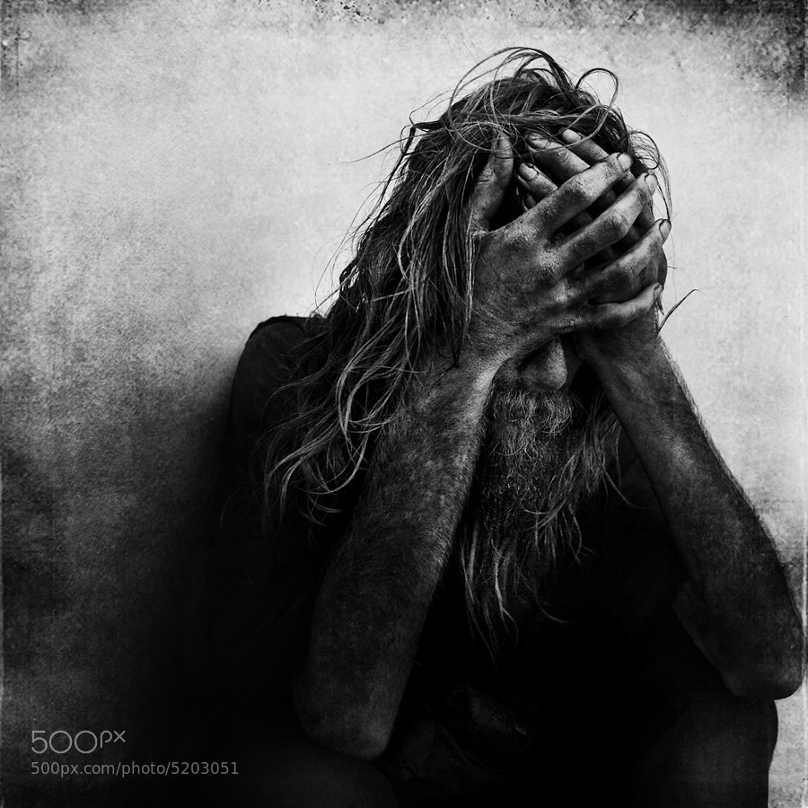 Homeless People Portraits Photography By Lee Jeffries: 500px / Blog / Portrait: Lee Jeffries