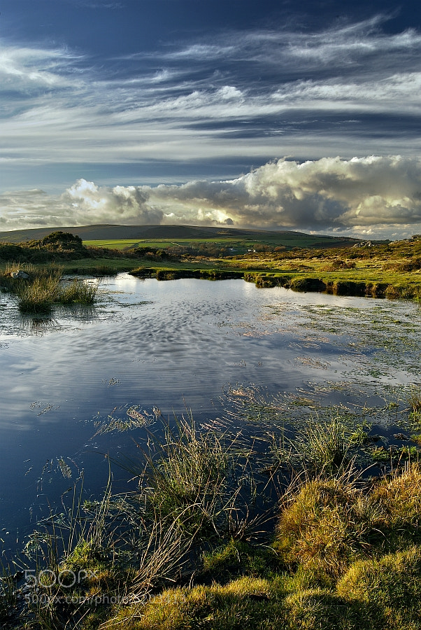 Photograph Dartmoor Pond by Matthew Harvey on 500px