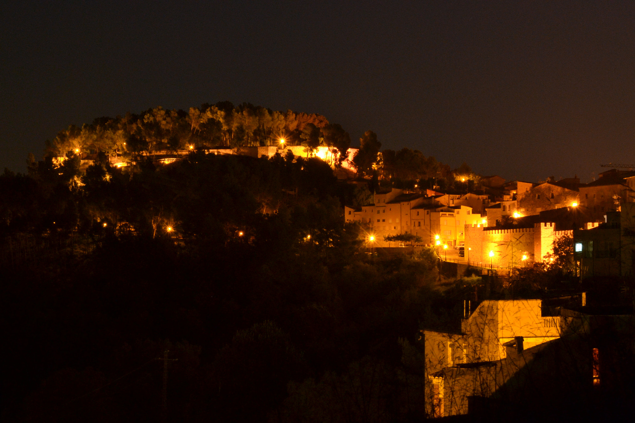 Photograph Segorbe by nigth by Carlos Font on 500px