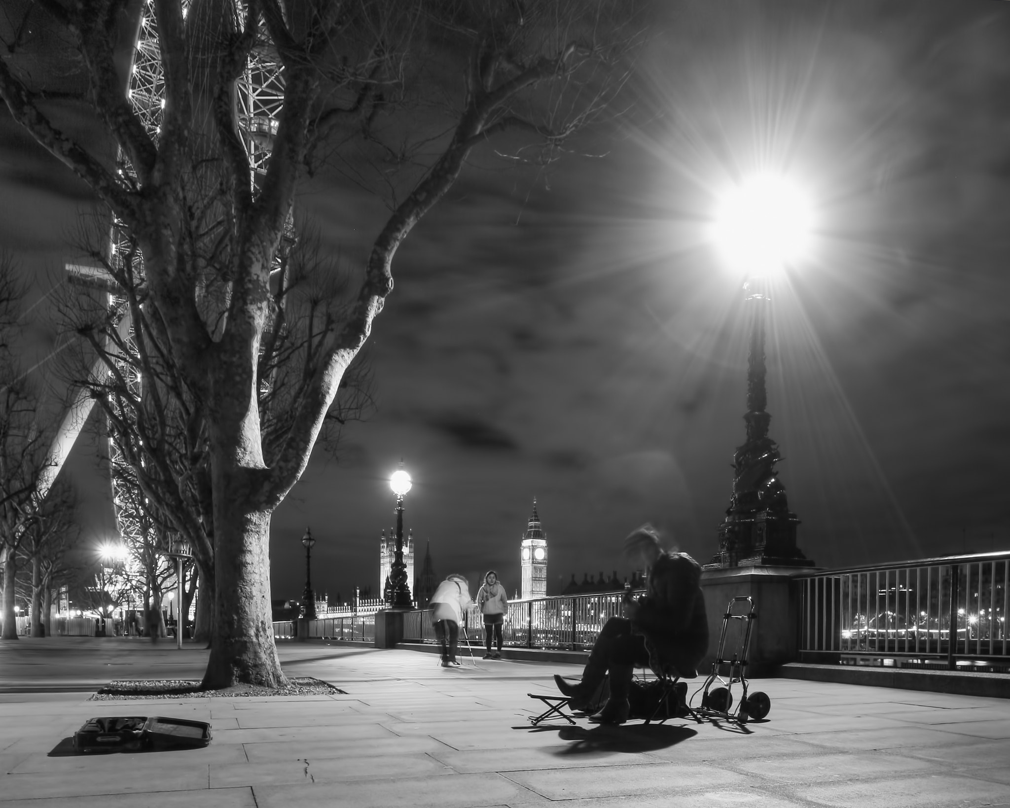 Photograph South Bank  by Dean Bedding on 500px