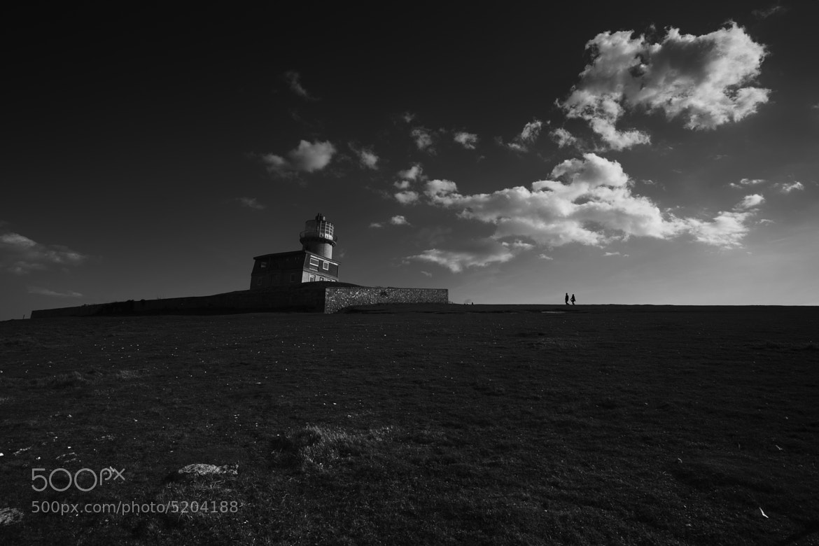Photograph Belle tout lighthouse by Dean Bedding on 500px