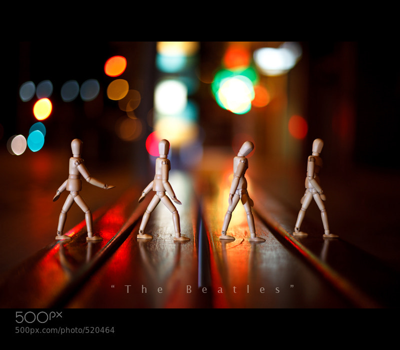 Photograph The Beatles by Javier  Vergara Lacuey on 500px
