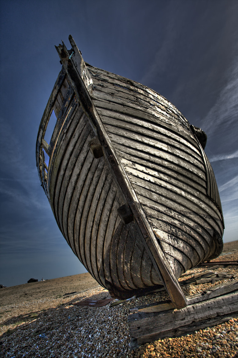 Photograph Fishing Boat Dungeness by Dean Bedding on 500px