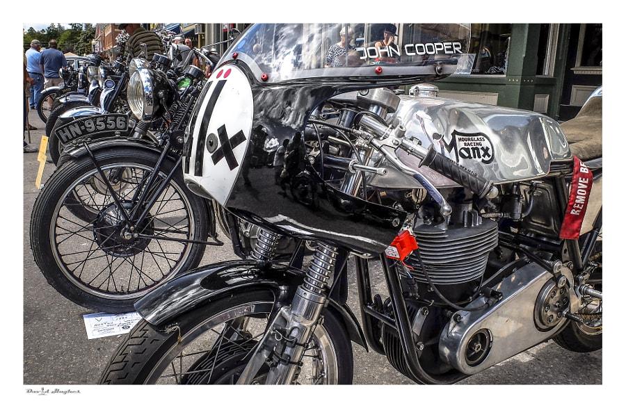 1960's Norton Manx