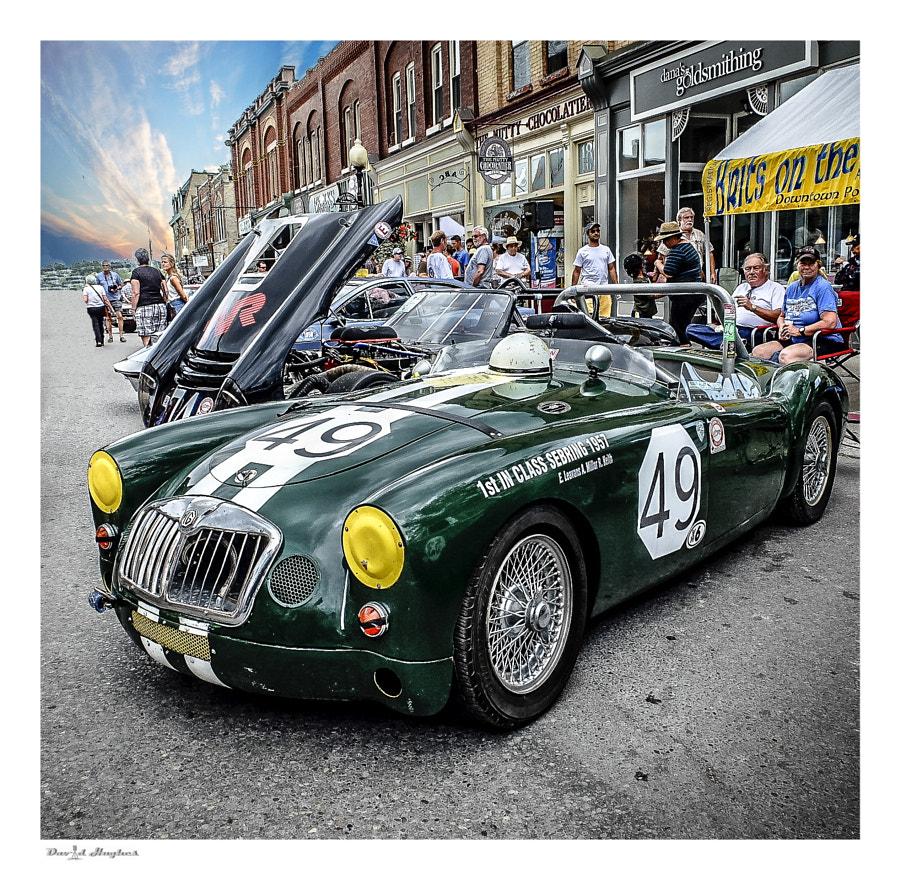 BMC 1957 Sebring MGA