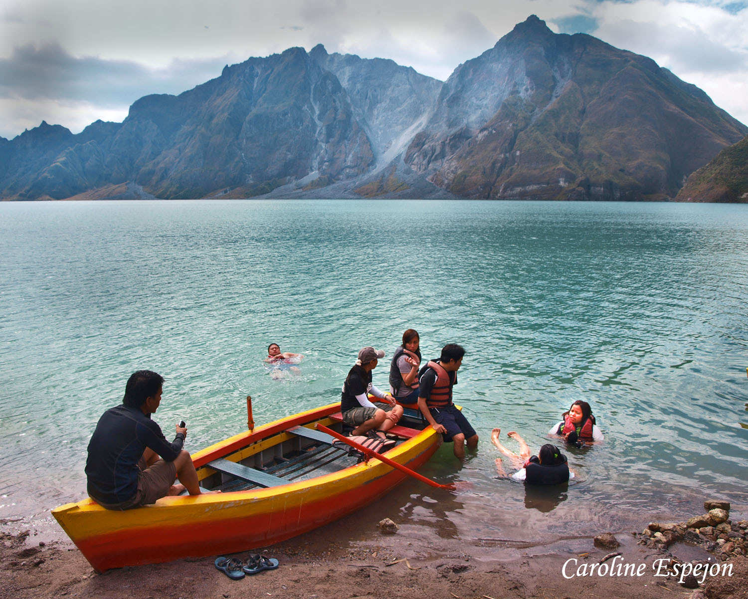 Photograph Mt. Pinatubo by Caroline Espejon on 500px