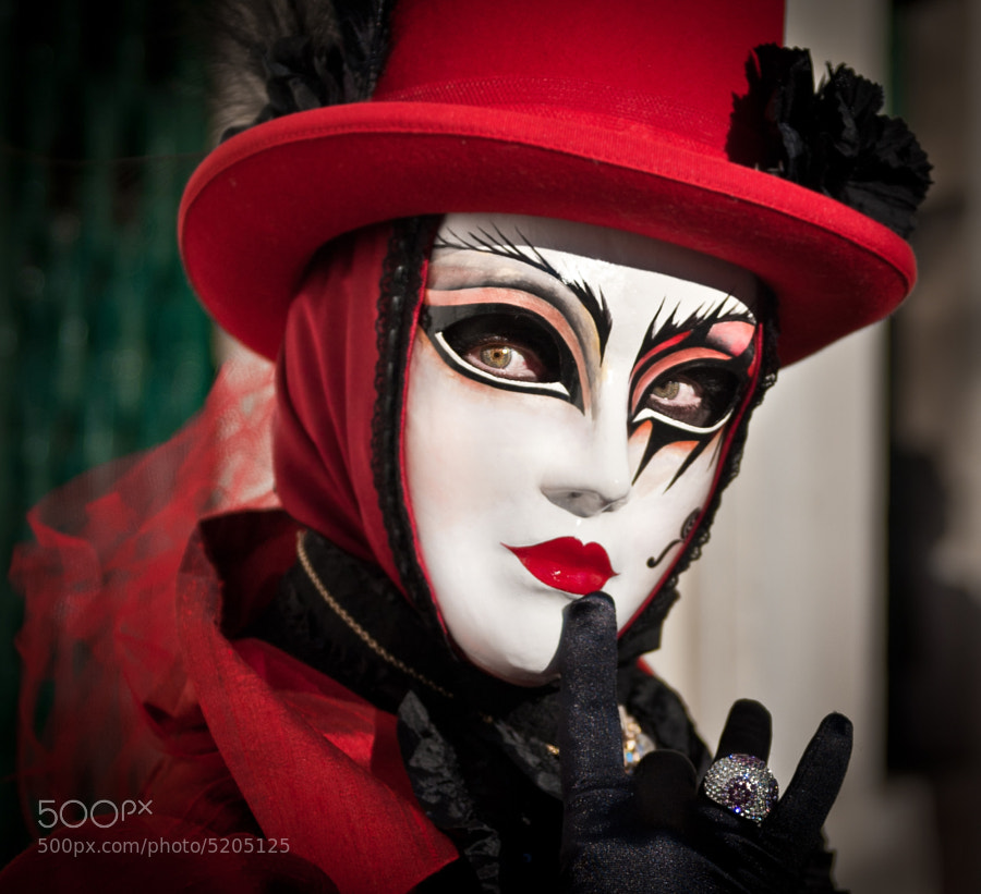 Photograph Venetian Masks-www.noraphotos.com. by Nora De Angelli on 500px