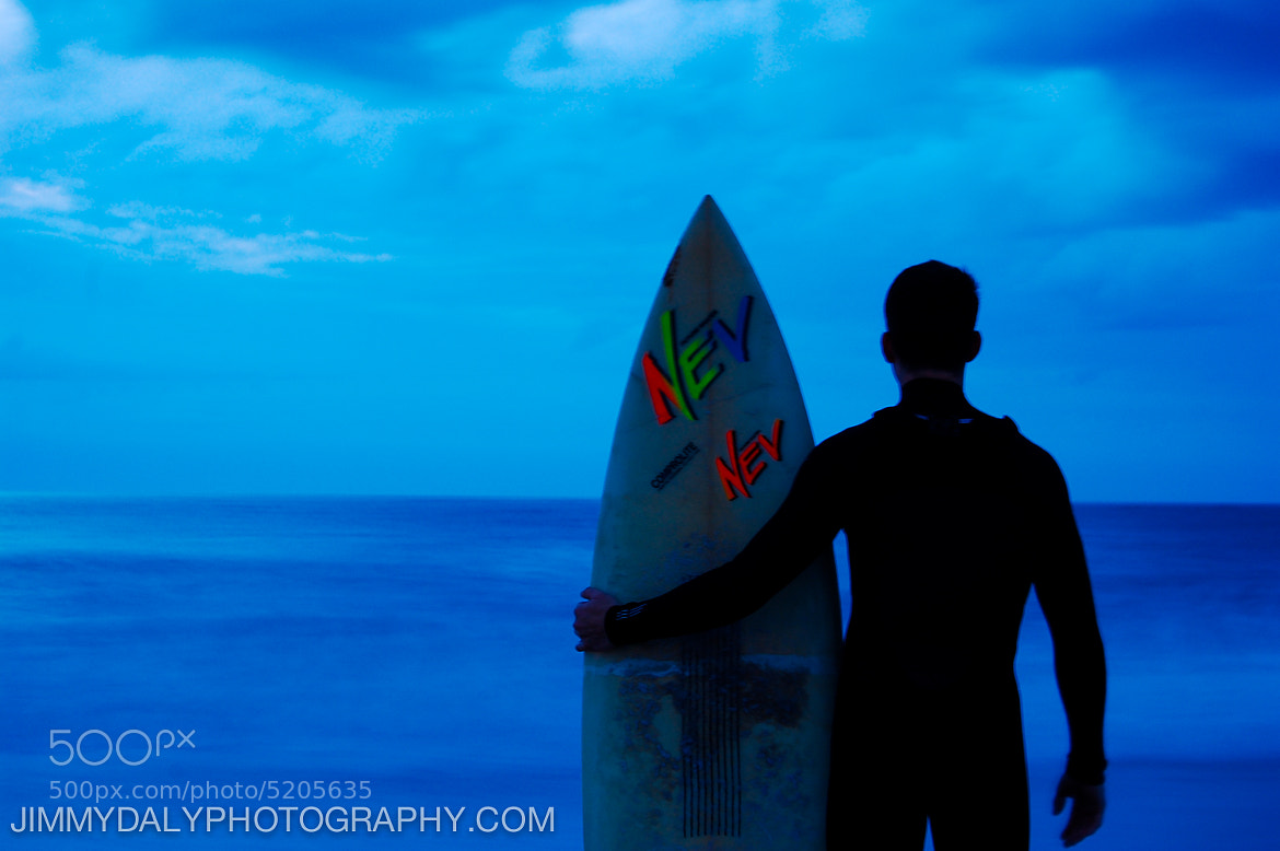 Photograph Surfer Searching for the Perfect Wave by Jimmy Daly on 500px