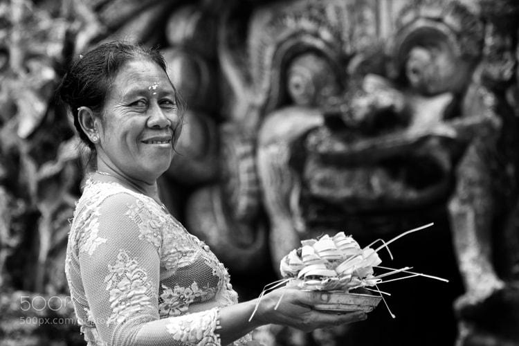 Photograph Balinese Woman by Alamsyah Rauf on 500px