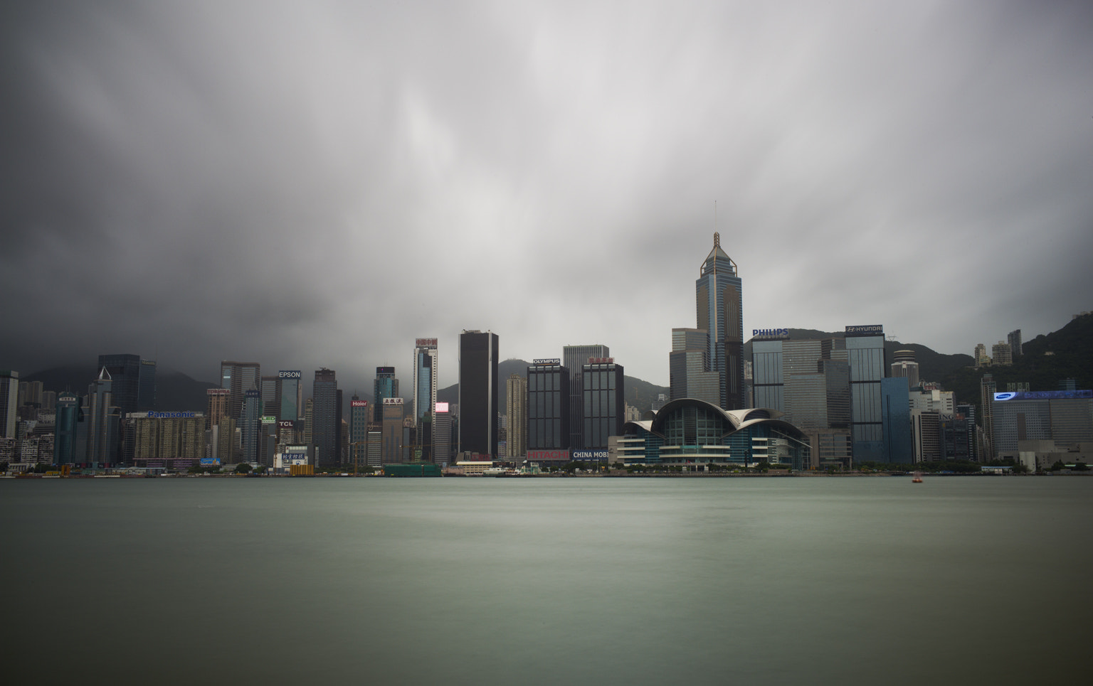 Photograph The rain will coming_2013Hongkong by SHU YANG on 500px