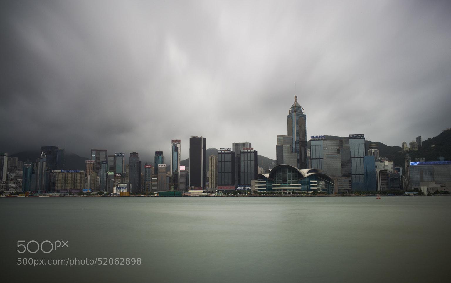 Photograph The rain will coming_2013Hongkong by SHU YANG on 500px
