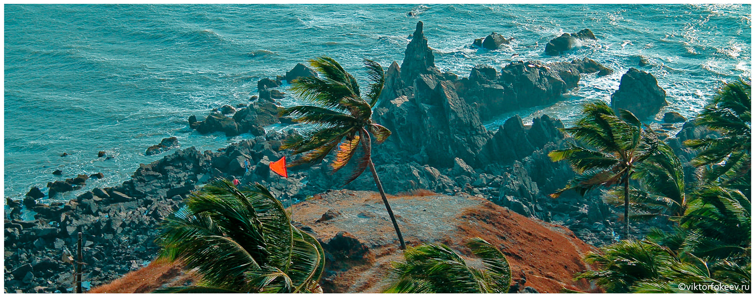 Photograph India. GOA. Storm by Viktor Fokeev on 500px