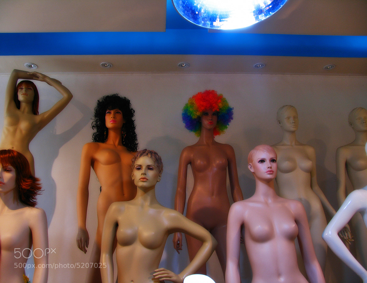 Photograph Mannequin Beijing 3 by Hatty Gottschalk on 500px