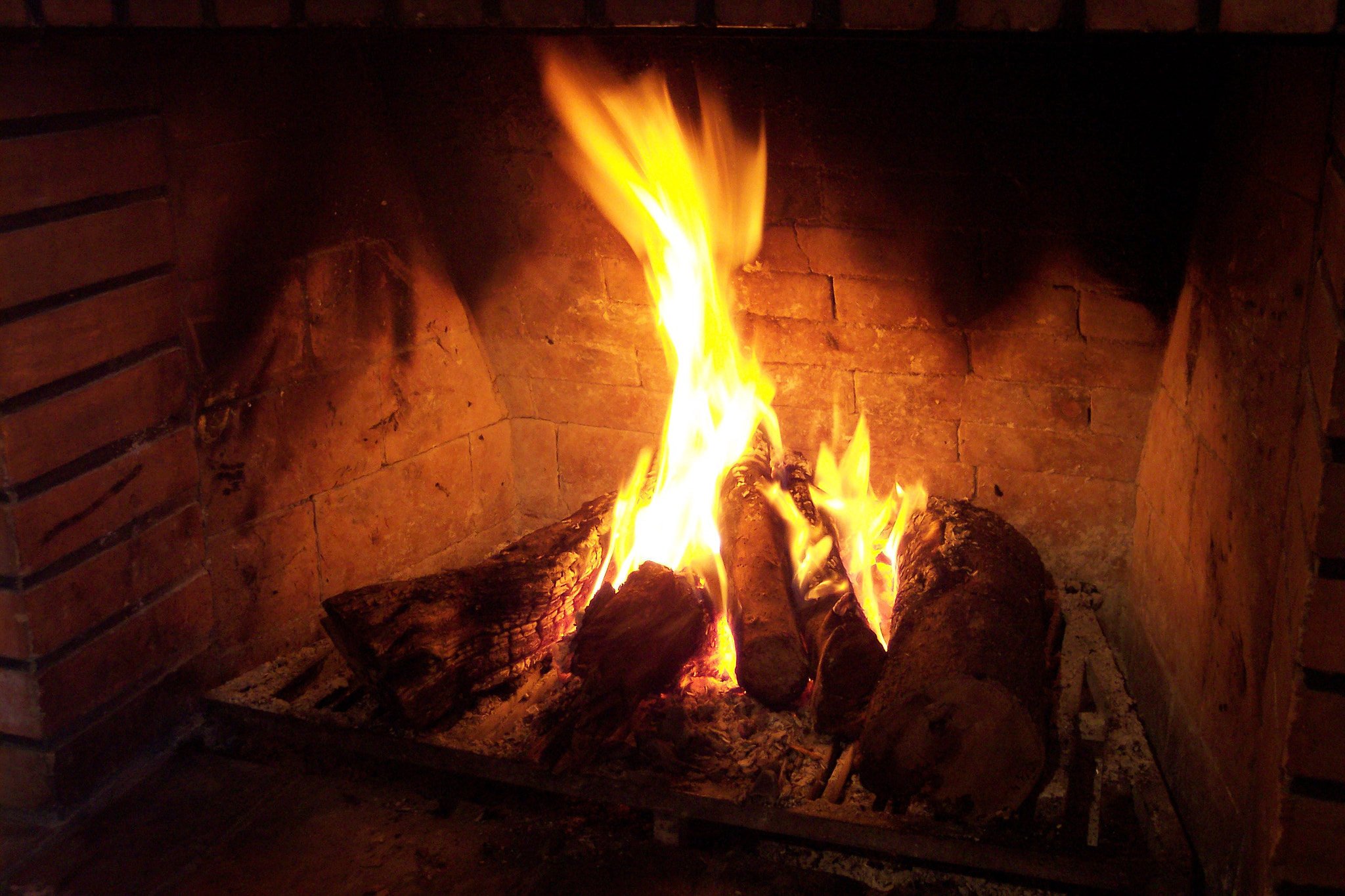 Photograph Fireplace by Elie Ghobeira on 500px