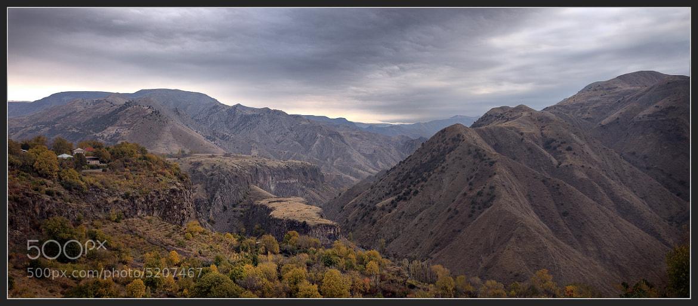 Photograph Armenia. Garni by Andrew Krasnopolsky on 500px