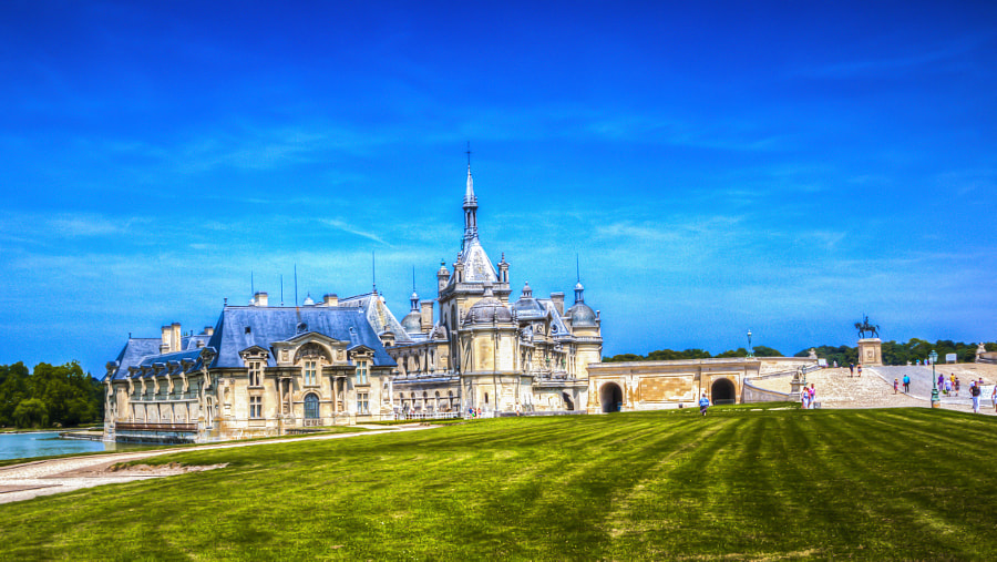 Chateau de Chantilly 3