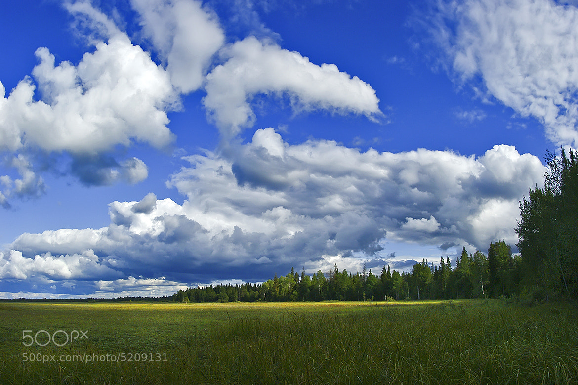 Photograph Dance of Clouds – Пляски облаков by Anna Popova on 500px