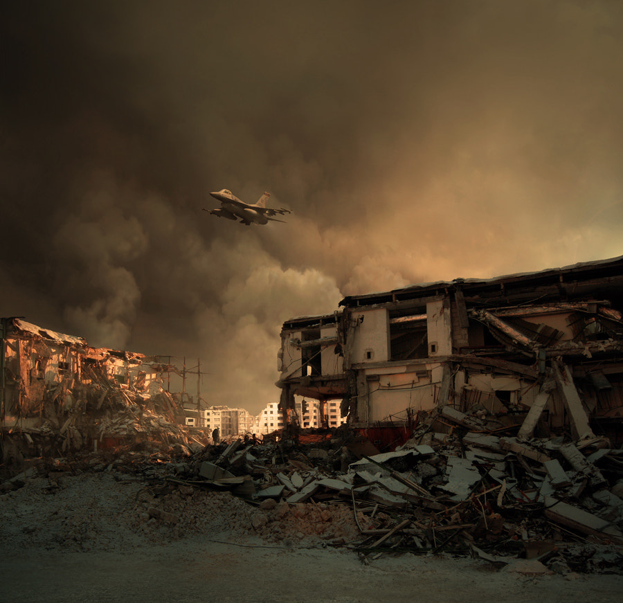 Photograph Faces of War by Karezoid Michal Karcz  on 500px