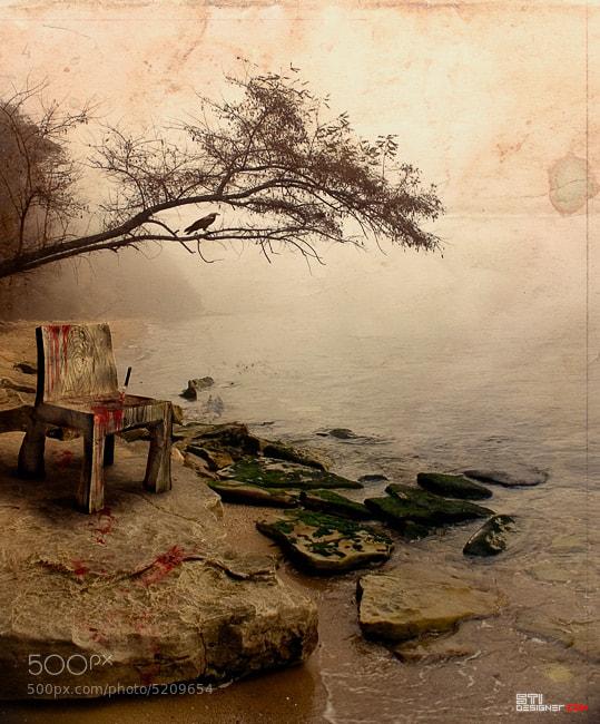 Photograph Killer Chair by Svetoslav Ivanov - STI on 500px