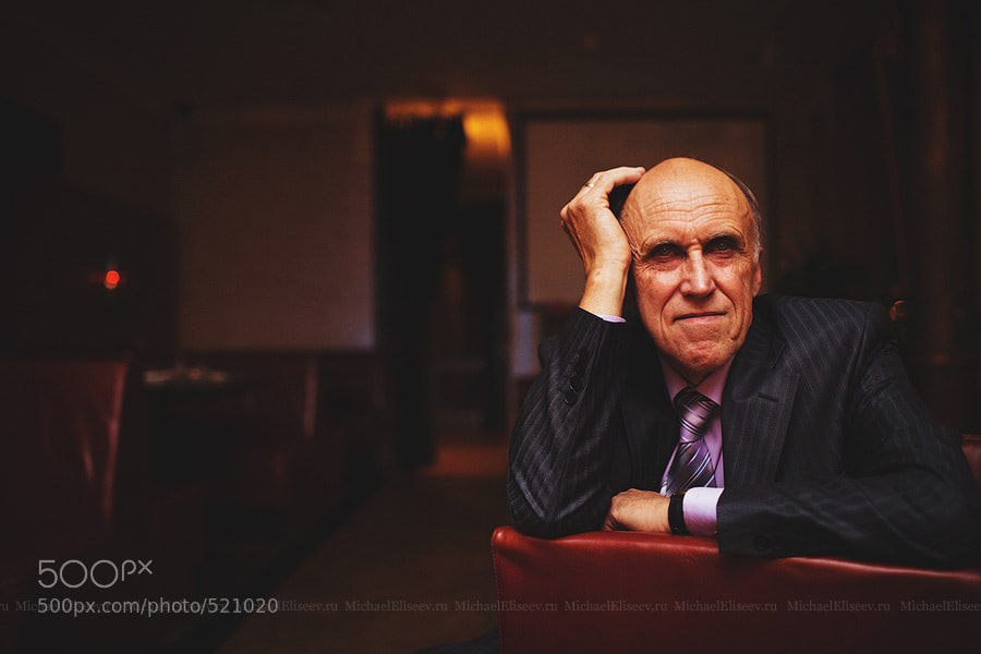 Photograph .wedding portrait / father by Michael Eliseev on 500px