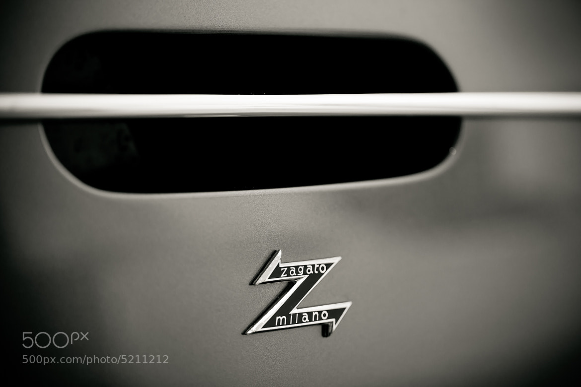 Photograph Zagato Badge by Steven Denfeld on 500px