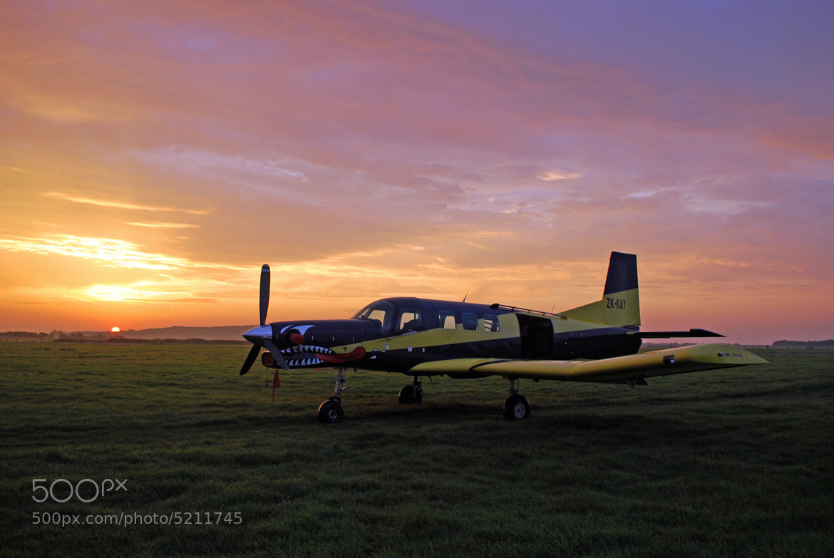 Photograph Pac 750XL by Kevin Coffey on 500px