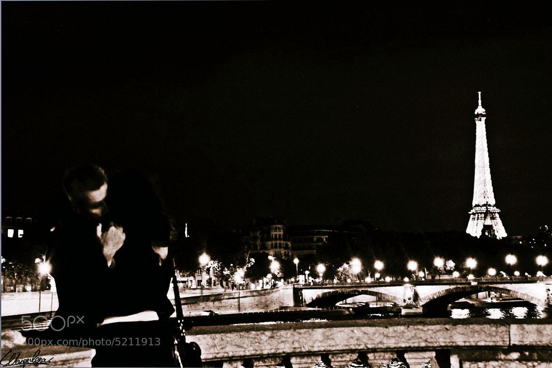 Photograph love in Paris by lera lazareva on 500px
