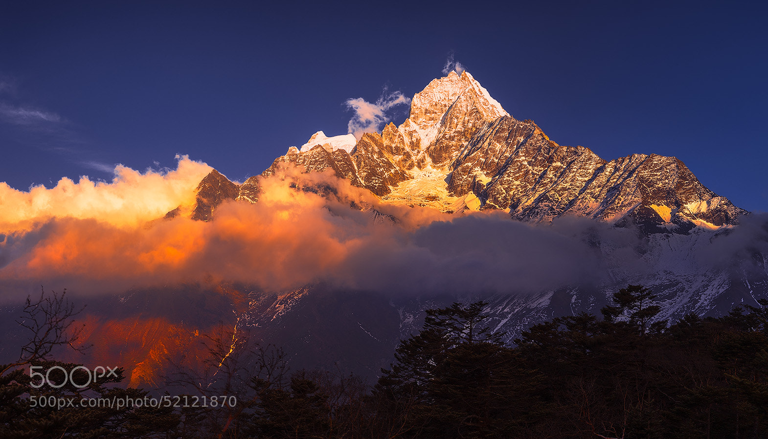 Photograph Himalayan Light by Dylan Gehlken on 500px