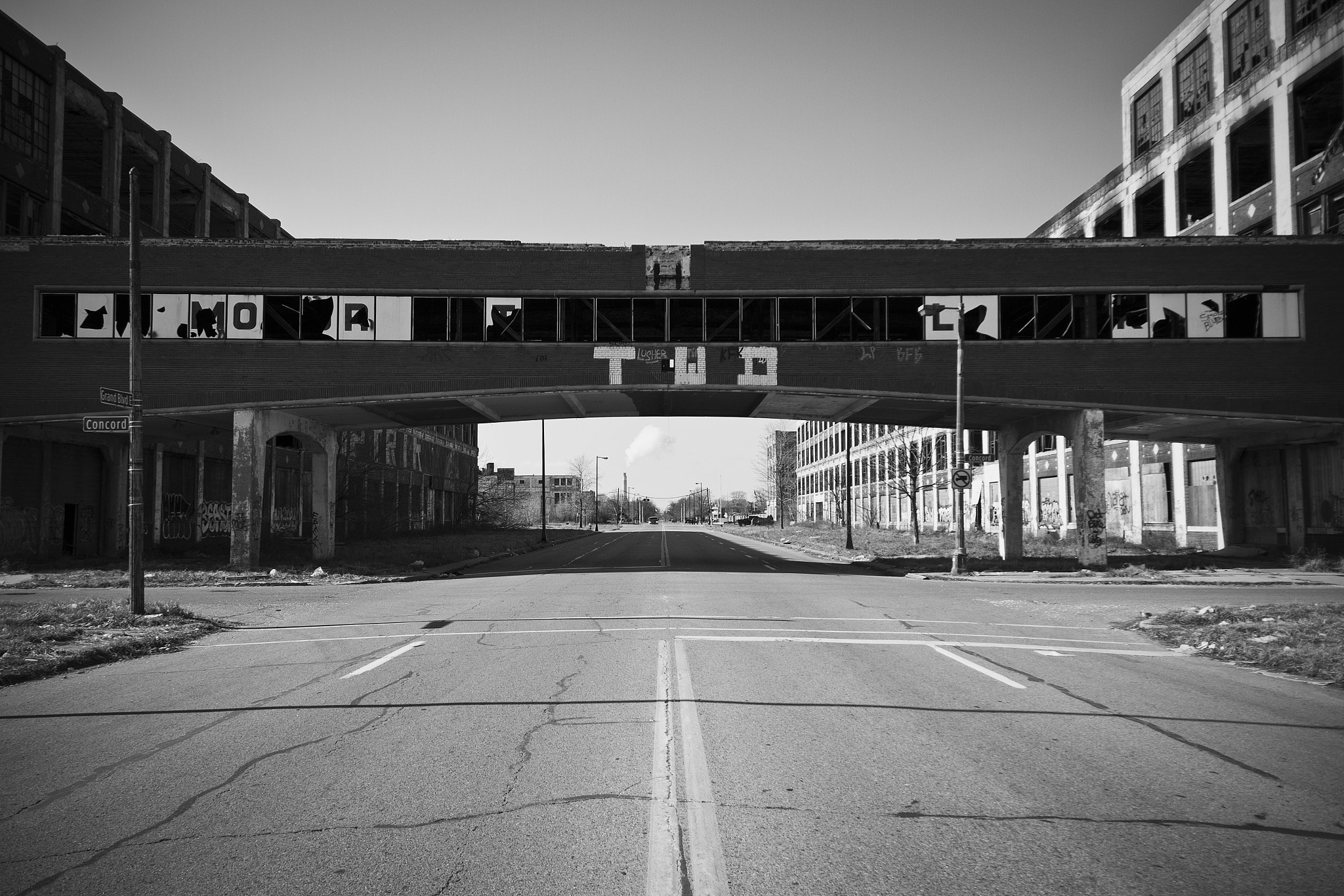 Photograph Packard Plant by Dexter Calleja on 500px