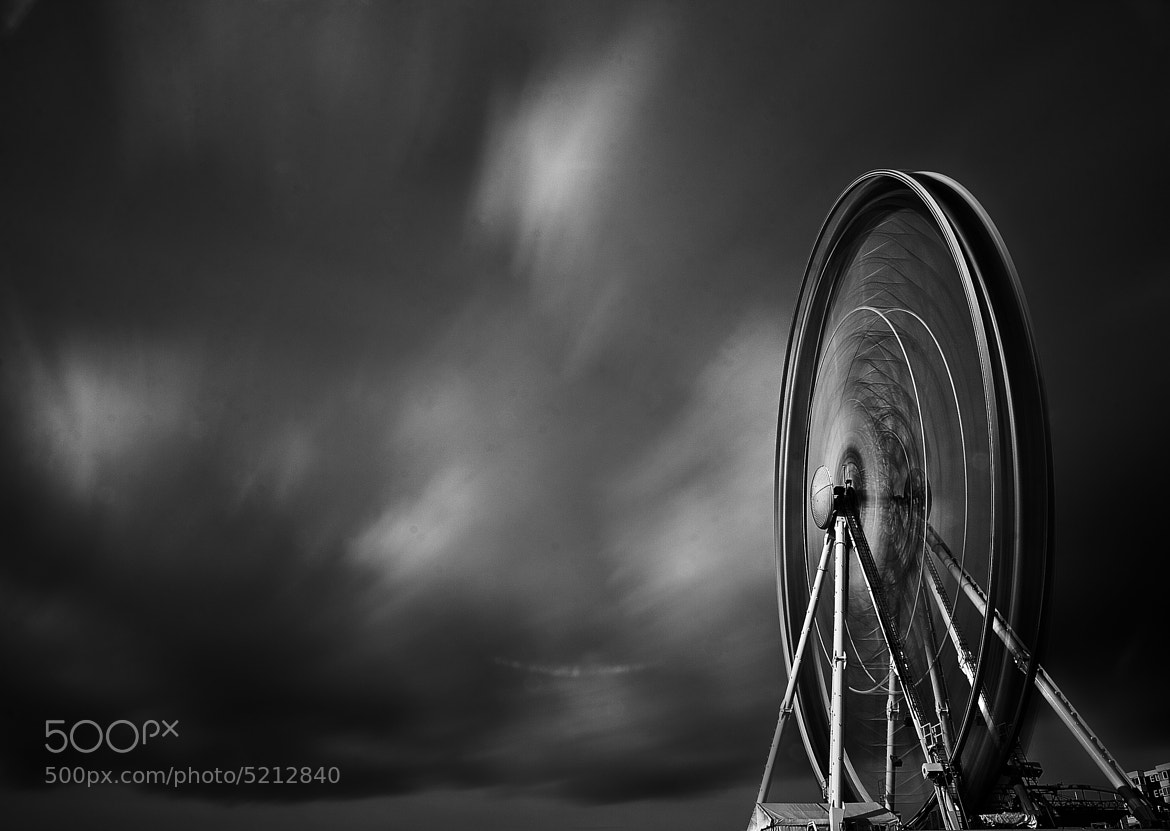Photograph Brighton Wheel by Barry Chignell on 500px