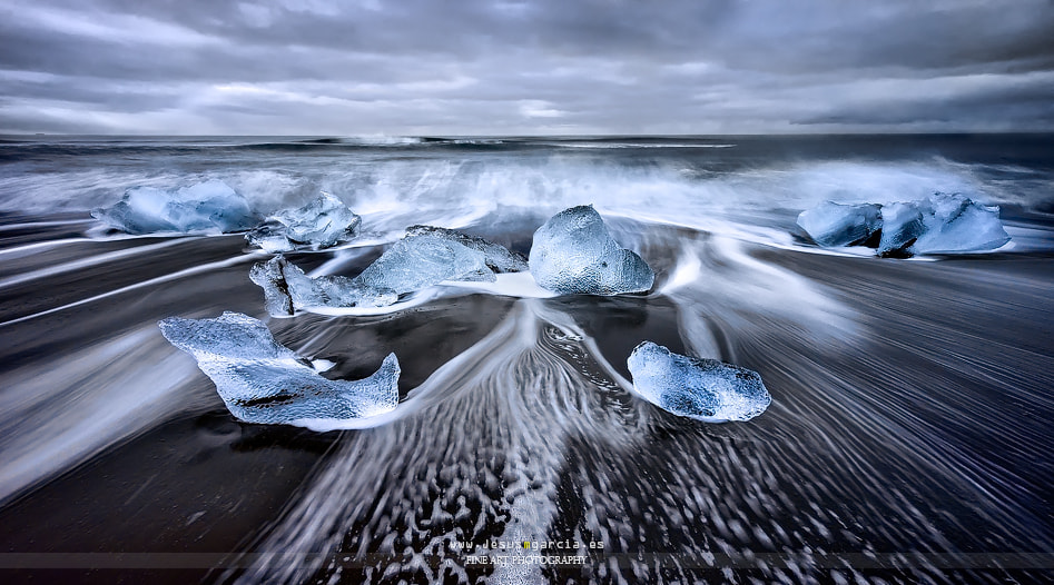 Photograph Blue Diamonds by Jesús M. García © on 500px