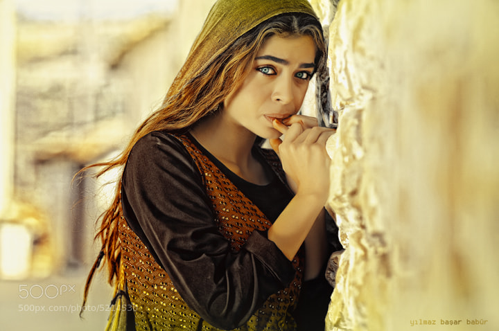 Photograph the other afghan girl... by Yılmaz Başar Babür on 500px
