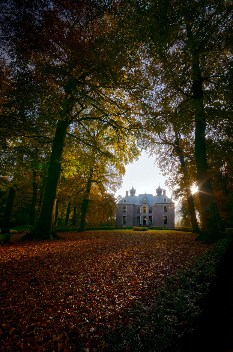 Photograph Castle Oud Poelgeest Fall 2013 by Martijn van der Nat on 500px
