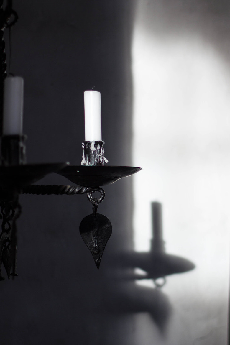 Photograph Candle by Heike Kitzig on 500px