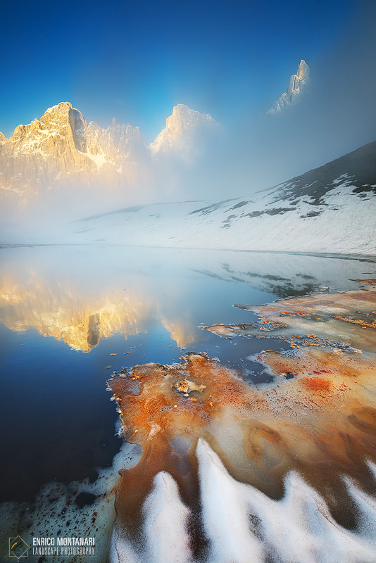 Photograph The mist II by Enrico Montanari on 500px