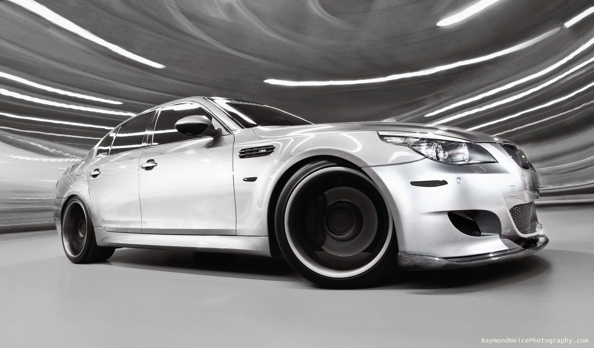 Photograph BMW M5  by Raymond Neice on 500px