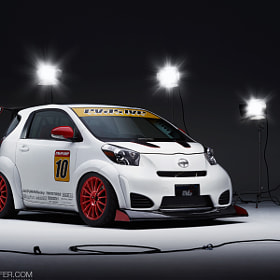 Evasive Motorsports Scion iQ-RS by Sean Klingelhoefer (Sean_Klingelhoefer)) on 500px.com