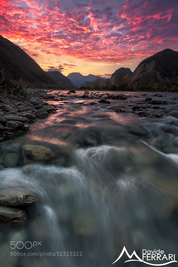 Photograph Burning Horizons by Davide Ferrari on 500px