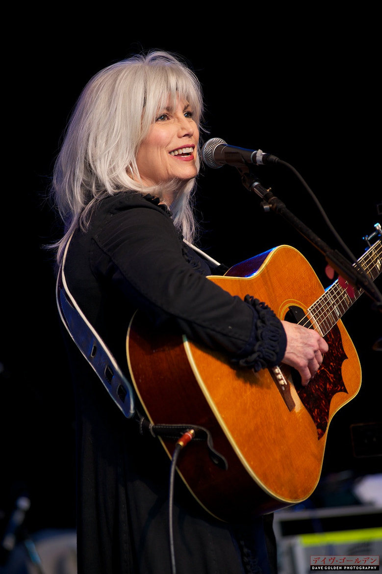 Photograph Emmylou Harris by Dave Golden on 500px