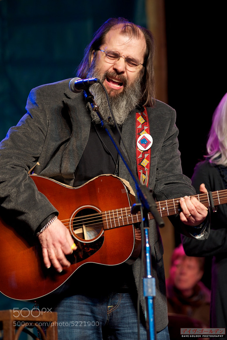 Photograph Steve Earle by Dave Golden on 500px