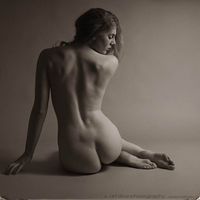 Photograph Back by Art Silva  ...and my ArtNudes on 500px