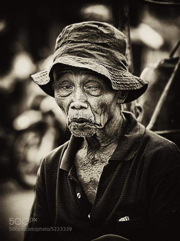 Mr Old Man by johannes  siahaya (jphotoworks)) on 500px.com
