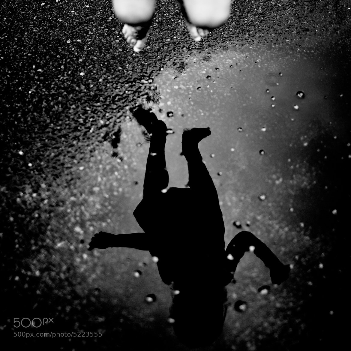 Photograph Le saut by Benoit COURTI on 500px